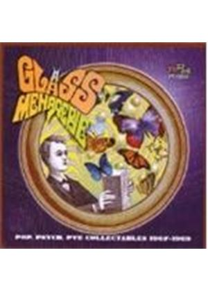 Various Artists - A Glass Menagerie - Pop Psyche From PYE (Music CD)
