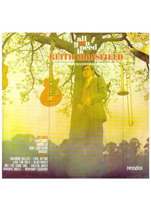 Keith Mansfield - All You Need Is