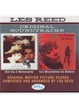 Les Reed - Girl On A Motorcycle (Music CD)