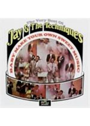 Jay & The Techniques - Baby Make Your Own Sweet Music (The Very Best Of Jay & The Techniques) (Music CD)