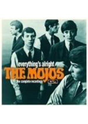 Mojos - Everything's Alright - The Complete Recordings (Music CD)