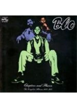 Blo - Chapters And Phases (The Complete Albums 1973-1975) (Music CD)