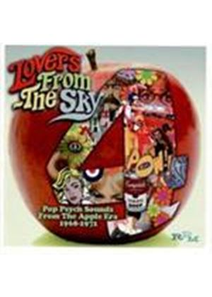Various Artists - Lovers From The Sky-Pop Psych (Music CD)