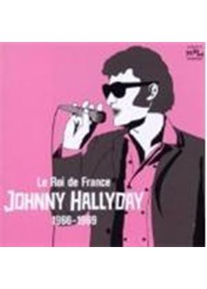 Johnny Hallyday - Le Roi De France (Music CD)
