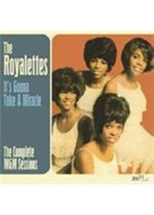 Royalettes - It's Gonna Take A Miracle (Music CD)