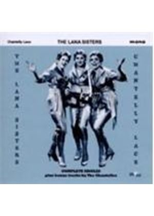 Lana Sisters - Chantelly Lace (Music CD)