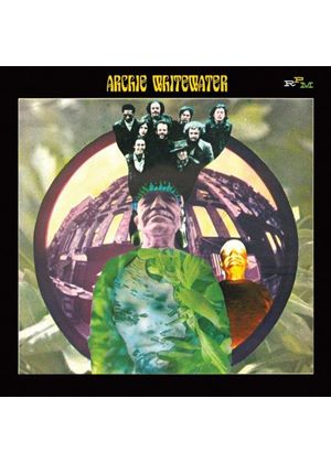 Archie Whitewater - Archie Whitewater (Music CD)