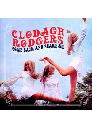 Clodagh Rodgers - Come Back & Shake Me (Kenny Young Years 1969-71) (Music CD)