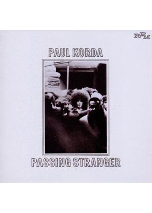 Paul Korda - Passing Stanger (Music CD)