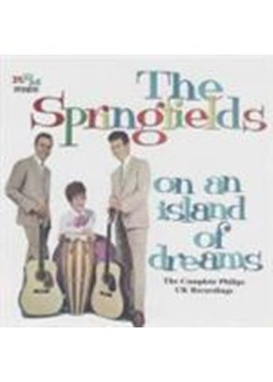 The Springfields - On An Island Of Dreams (Music CD)