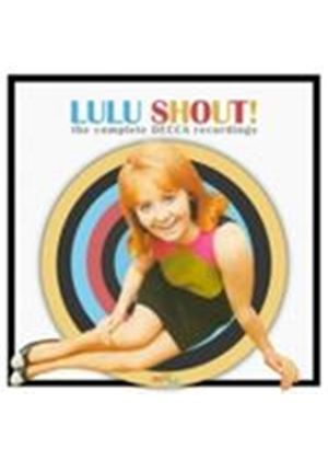 Lulu - Shout (Complete Decca Recordings) (Music CD)