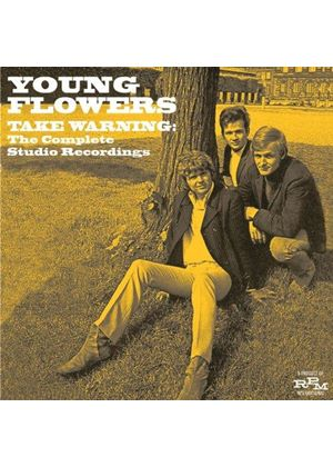 Young Flowers - Take Warning ~ The Complete Studio Recordings (Music CD)