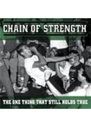 Chain Of Strength - The One Thing (Music Cd)