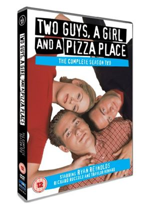 Two Guys, A Girl And A Pizza Place - Series 2 - Complete