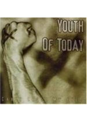Youth Of Today - Cannot Close My Eyes (Music CD)