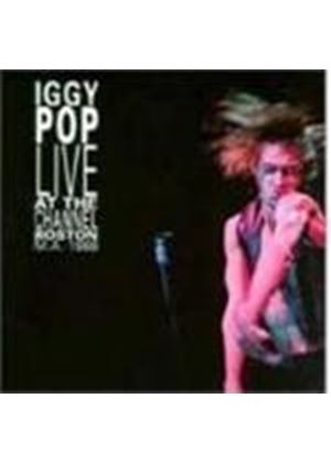 Iggy Pop - Live At The Channel Boston [Vinyl Replica]