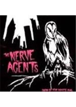 Nerve Agents - Days Of The White Owl (Music Cd)