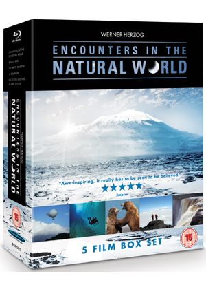 Encounters In The Natural World (Werner Herzog) (Blu-Ray)