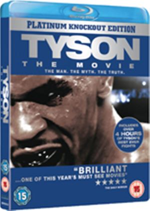Tyson: The Movie – Platinum Knockout Edition (Blu-Ray)