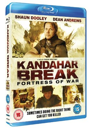 Fortress Of War - Kandahar Break (Blu-Ray)