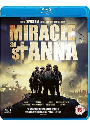 Miracle At St Anna (Blu-ray)