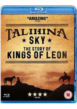 Kings of Leon - Talihina Sky: The Story Of Kings of Leon (Blu-ray)