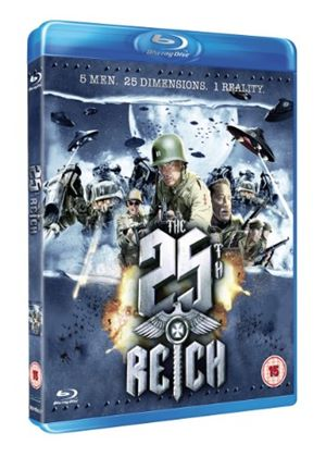 25th Reich (Blu-Ray)