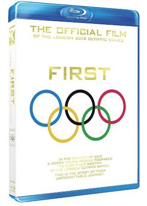 First - The Official Film of the 2012 Olympics (Blu-Ray)