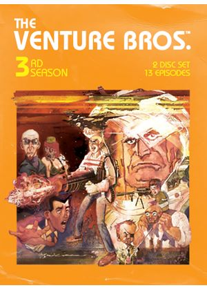Venture Brothers – Season 3 [Adult swim]