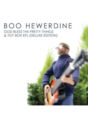 Boo Hewerdine - God Bless the Pretty Things (Music CD)