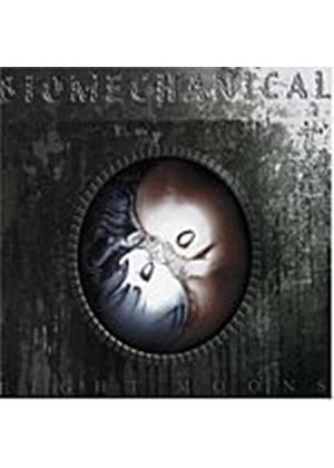 Biomechanical - Eight Moons (Music CD)