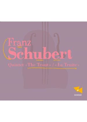 "Schubert: Quintet ""The Trout"" (Music CD)"