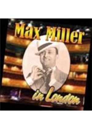 Max Miller - In London (Music CD)