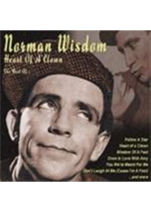 Norman Wisdom - Heart Of A Clown (Music CD)