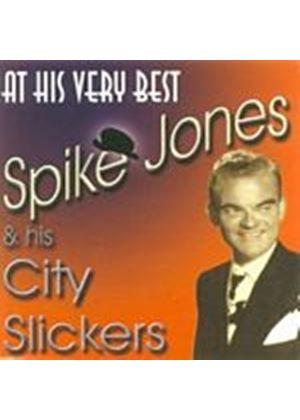Spike Jones And His City Slickers - At His Very Best (Music CD)