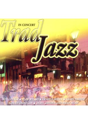 Various Artists - Trad Jazz At Its Very Best (Music CD)