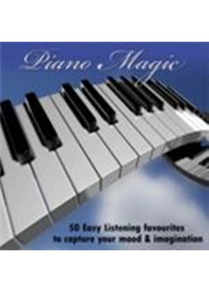 Various Artists - Piano Magic (Music CD)