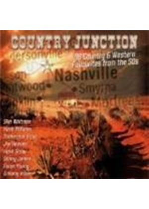 Various Artists - Country Junction (50 Country And Western 50s Favourites) (Music CD)