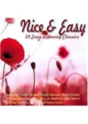 Various Artists - Nice And Easy (Music CD)