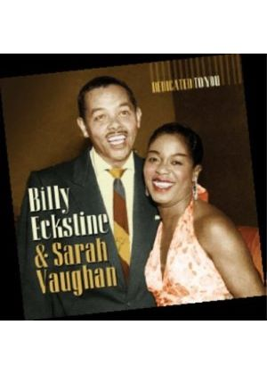 Billy Eckstine & Sarah Vaughan - Dedicated To You (Music CD)