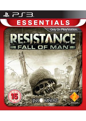 Resistance: Fall Of Man (Essentials) (PS3)