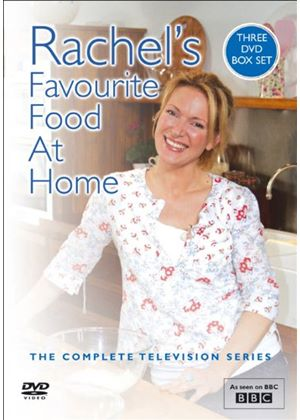 Rachel's Favourite Foods - Series 3(3 Disc)
