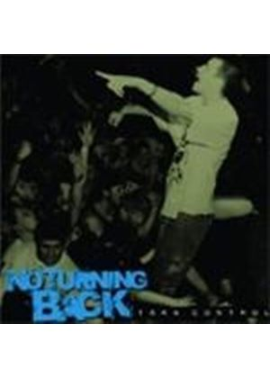 No Turning Back - Take Control (Music CD)