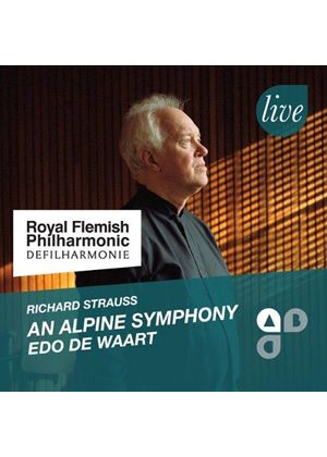 Richard Strauss: An Alpine Symphony (Music CD)