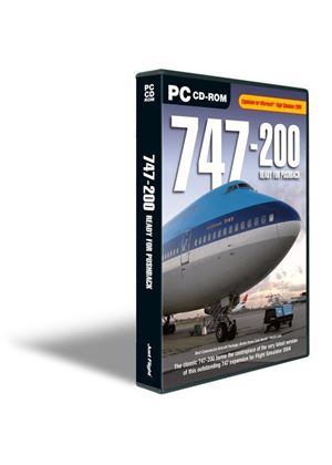 747-200 Ready for Pushback (PC CD)