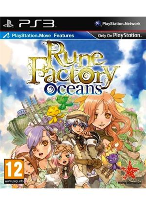 Rune Factory Oceans (PS3)