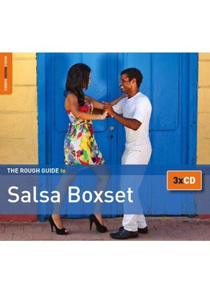 Various Artists - The Rough Guide to Salsa Boxset (Music CD)