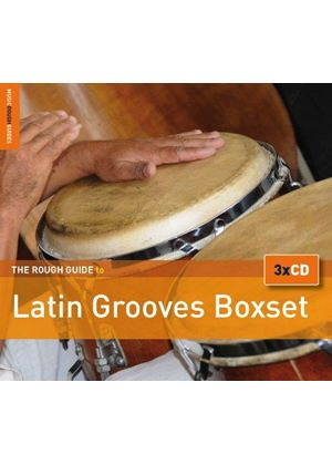 Various Artists - The Rough Guide to Latin Grooves Boxset (Music CD)