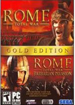 Rome Gold Edition (Mac)