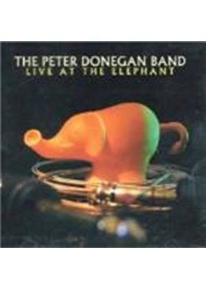 Peter Donegan Band (The) - Live At The Elephant